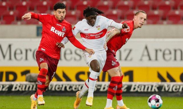 BL : Stuttgart et le FC Cologne se quittent sur un nul