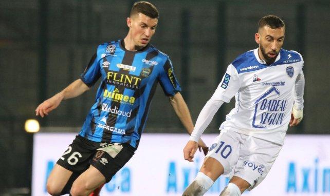 Ligue 2 : Clermont s'impose à Paris, grosse opération de Guingamp face à Chambly