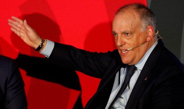 Javier Tebas, le président de LaLiga
