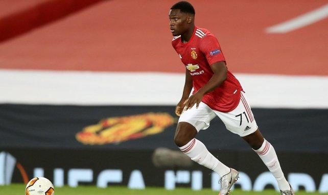 Teden Mengi, la nouvelle pépite qui fait saliver Manchester United