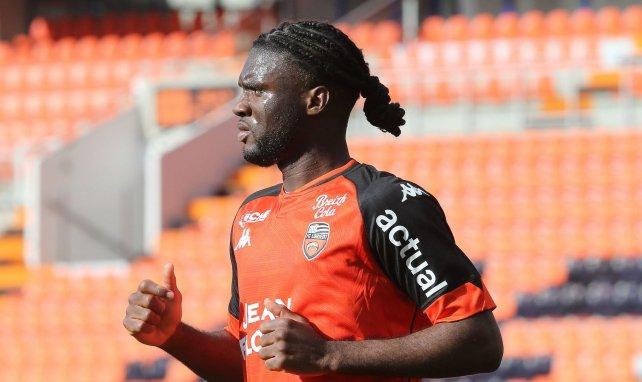 Nigeria : le Lorientais Terem Moffi appelé pour le match amical contre le Cameroun
