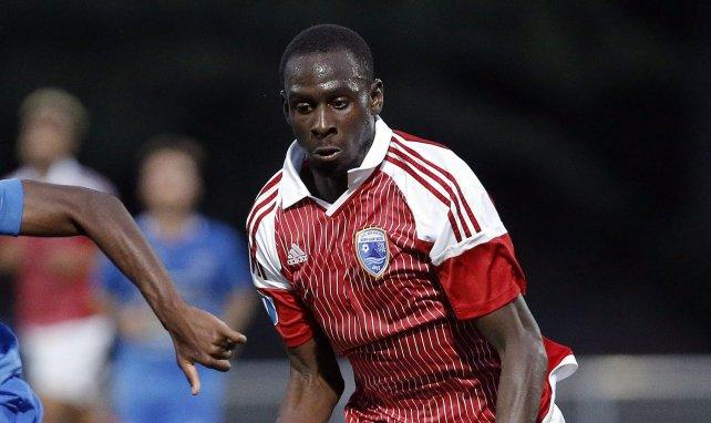 Terence Baya rejoint le Vendsyssel FF