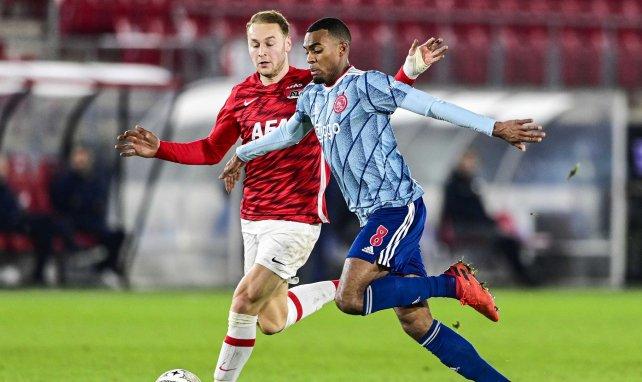 Teun Koopmeiners (à gauche) lors d'un match face à l'Ajax