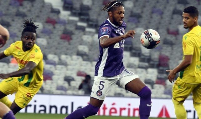 Steven Moreira et le TFC poussent Nantes dans ses derniers retranchements