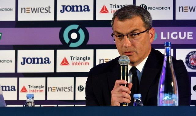 Le TFC nomme un nouveau responsable de recrutement !