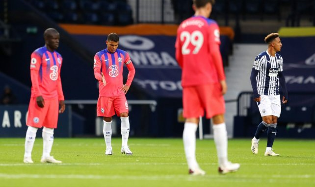 Premier League : Chelsea ramène un point miraculeux de West Bromwich