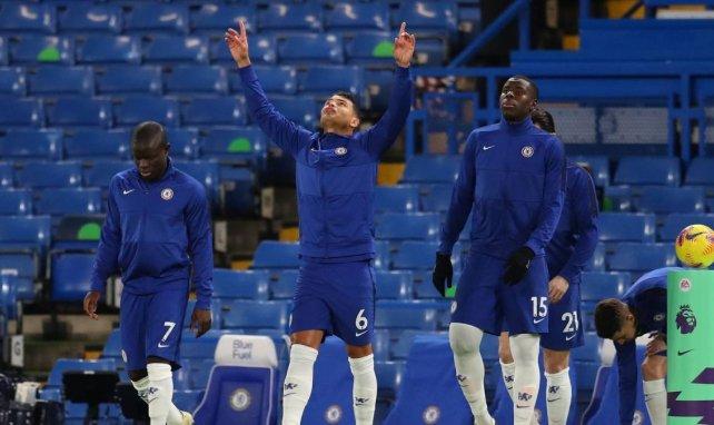 Chelsea : le message de Thiago Silva à Frank Lampard