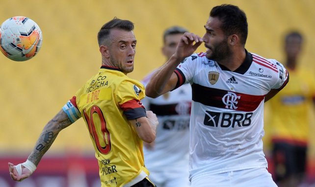 LOSC : Thiago Maia veut rester à Flamengo