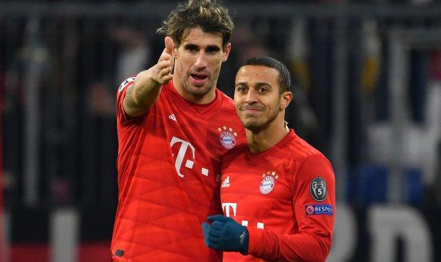 Premiers contacts Bayern-Liverpool pour Thiago Alcantara