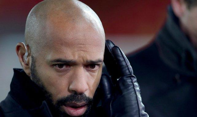 Thierry Henry revient sur son échec à l'AS Monaco