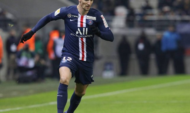 Thomas Meunier regrette de ne pas pouvoir disputer la fin de la Ligue des Champions avec le PSG