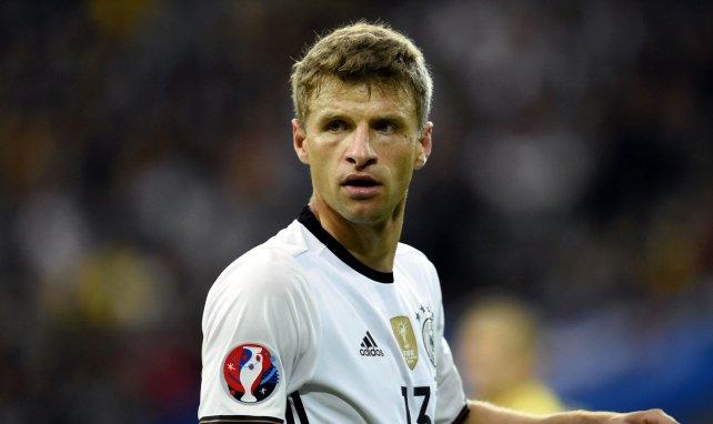 Thomas Müller à l'Euro 2016