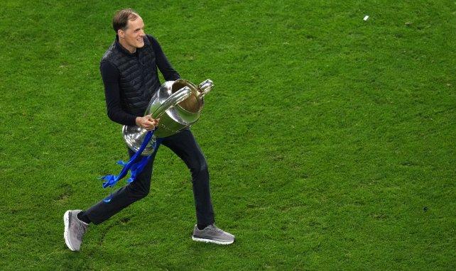 Thomas Tuchel soulève la Ligue des Champions