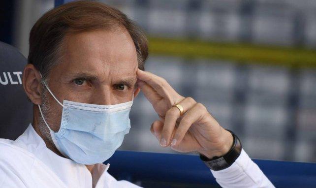 Ldc - PSG :  Thomas Tuchel revient sur le format inédit