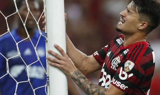 Thuler sous le maillot de Flamengo