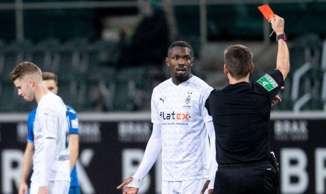 Marcus Thuram a été exclu contre Hoffenheim