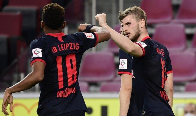 Le RB Leipzig calme le jeu pour le transfert de Timo Werner à Chelsea