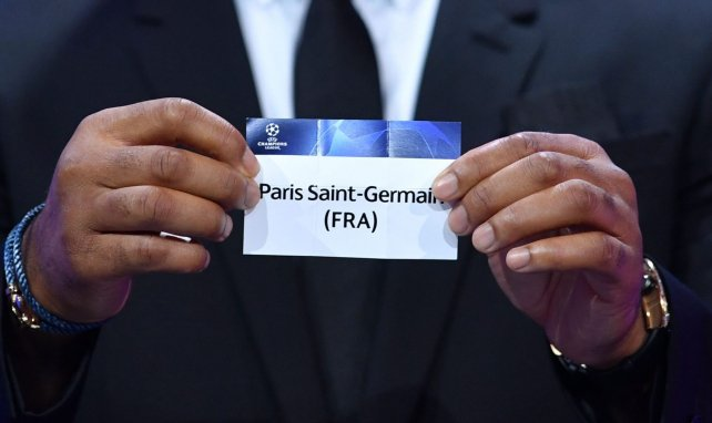 Le PSG va être fixé lors du tirage au sort