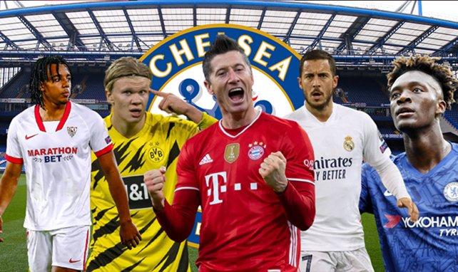 JT Foot Mercato : Chelsea lâche les millions à tout-va