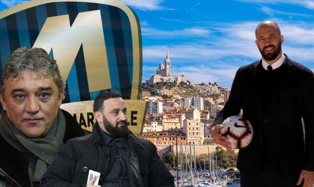L'Athlético Marseille est relégué en N3