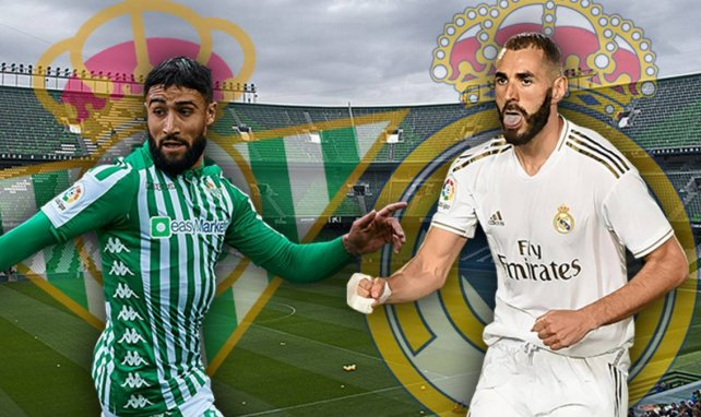 Real Betis - Real Madrid : les compositions sont tombées