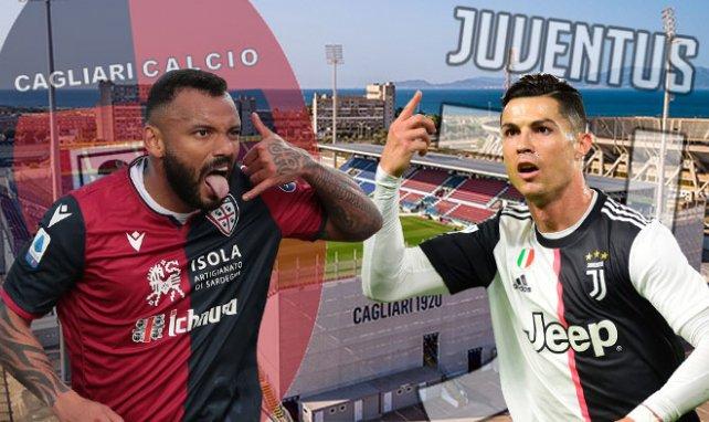 Une Juventus décevante s'incline sur la pelouse de Cagliari