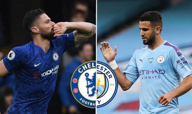 Chelsea accueille Manchester City à l'occasion de la 31e journée de Premier League