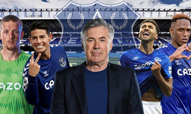 Le but de Sadio Mané n'a pas suffi — Everton-Liiverpool