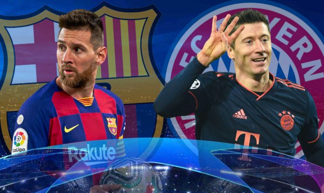 FC Barcelone-Bayern Munich : les compositions officielles