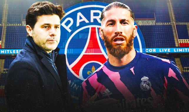 JT Foot Mercato : la tension monte entre le PSG et Sergio Ramos