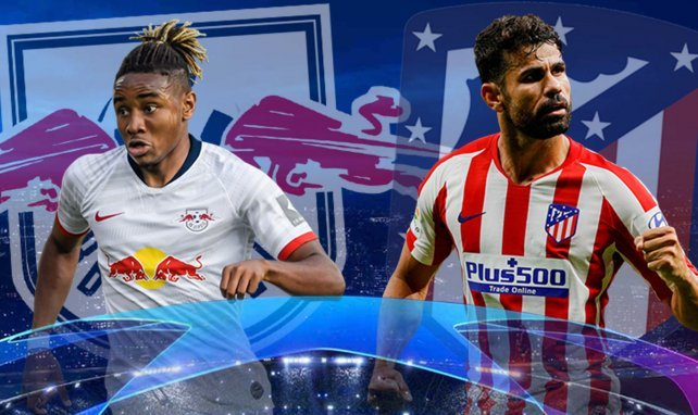 RB Leipzig-Atlético de Madrid : les compositions probables