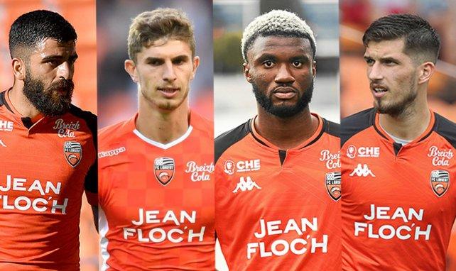 Bozok, Hamel, Goffi et Grbic, en concurrence pour le poste d'attaquant