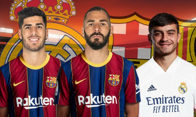 Real Madrid - FC Barcelone : ces joueurs qui auraient pu jouer chez l'ennemi
