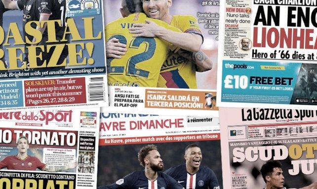 Le Borussia Dortmund augmente encore son prix pour Jadon Sancho, la presse anglaise dézingue Chelsea