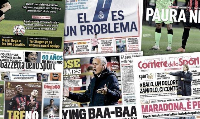 Le FC Barcelone a trouvé la formule qui va sauver Antoine Griezmann, le Real Madrid a un gros problème avec ses attaquants