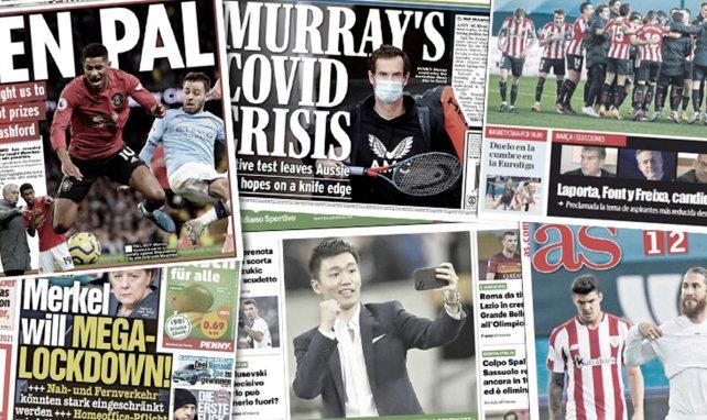 La révélation de Marcus Rashford sur José Mourinho emballe l'Angleterre, la presse espagnole vraiment pas tendre après le nouveau fiasco du Real Madrid