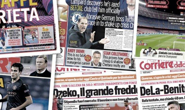 La révélation de la dette colossale du Barça choque l'Espagne, la Juventus lâche 22 M€ pour un attaquant