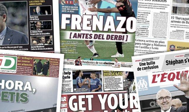 L'arrestation de Josep Maria Bartomeu fait le tour du monde, la tension monte au sein du vestiaire de Manchester United