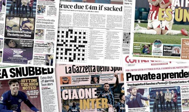 Gros clash entre Lionel Messi et Monchi après Barça-Séville, Franck Ribéry en pleine tempête à la Fiorentina