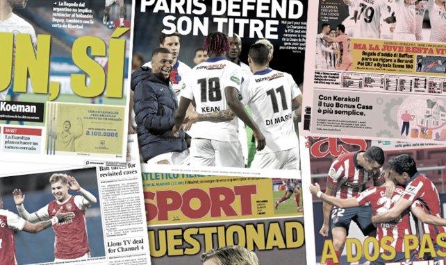 Le plan mercato XXL que demande Pep Guardiola à Manchester City, le FC Barcelone commence à douter de Ronald Koeman