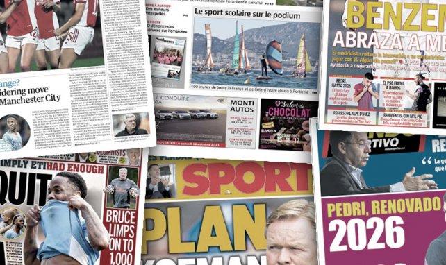 Le plan de Ronald Koeman pour relever le FC Barcelone, l'Europe sous le choc du montant de la clause libératoire de Pedri