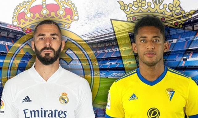 Real Madrid - Cadiz : les compositions sont là