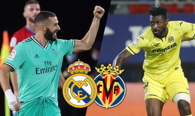Real Madrid-Villarreal : les compos probables