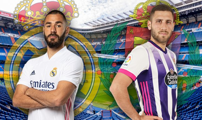 Les compos probables de Real Madrid-Valladolid