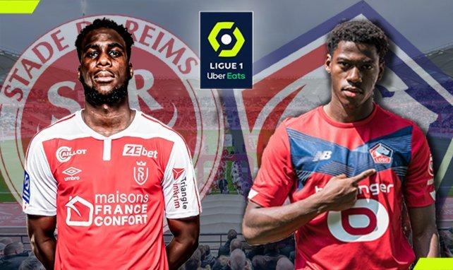 Reims-Lille , les compositions probables