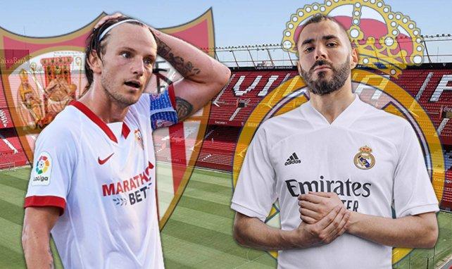 Séville FC-Real Madrid : les compositions probables