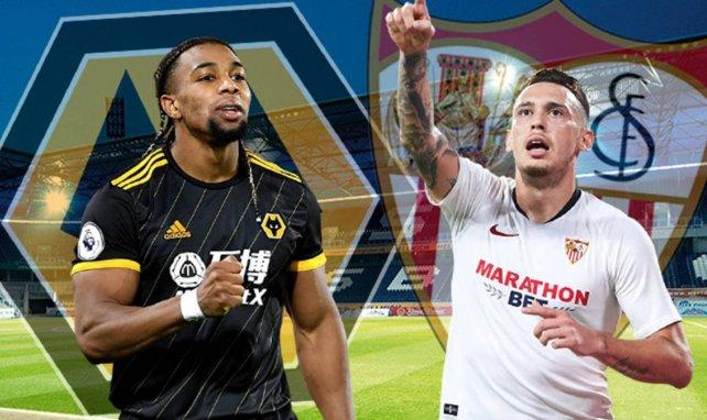 Wolverhampton-FC Séville : les compos probables