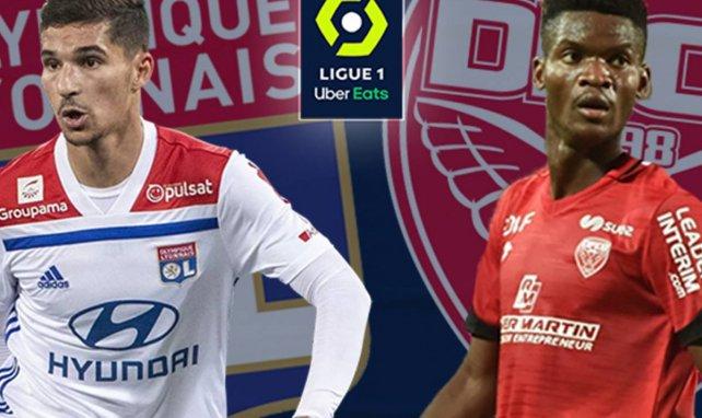 L'OL accueille Dijon en ouverture de la 2ème journée de Ligue 1
