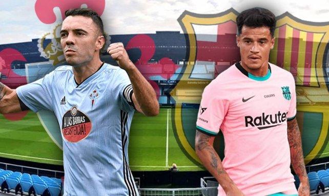 Celta Vigo-FC Barcelone : les compositions d'équipes