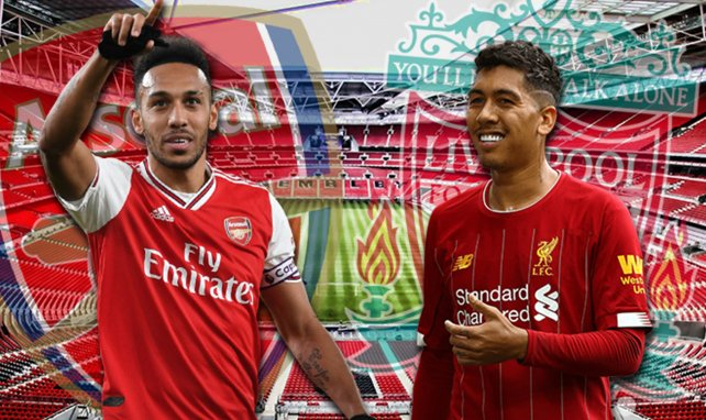 Arsenal - Liverpool : les compositions sont là